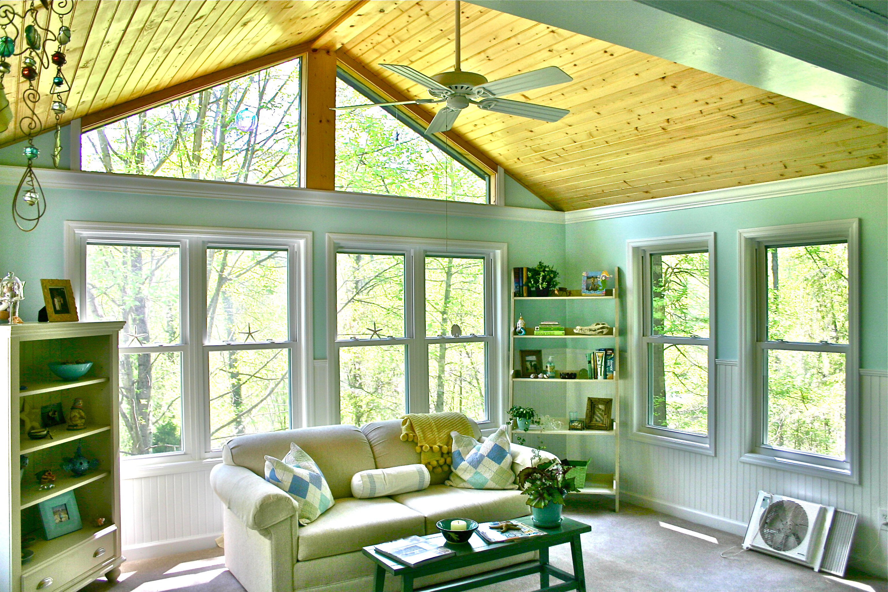 Custom sunrooms in lexington louisville ky by american for Solarium room