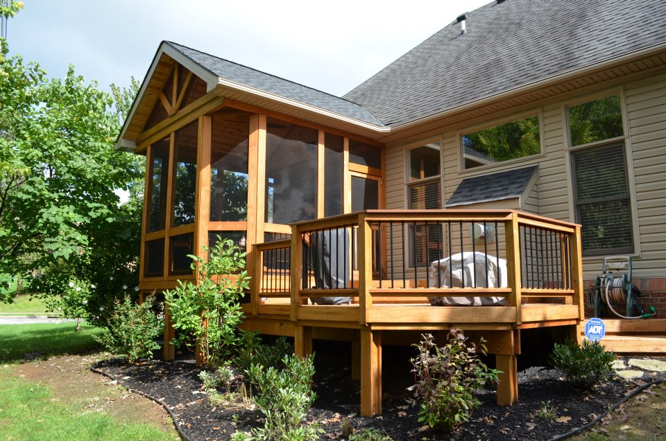 Sunroom And Deck Pictures 2