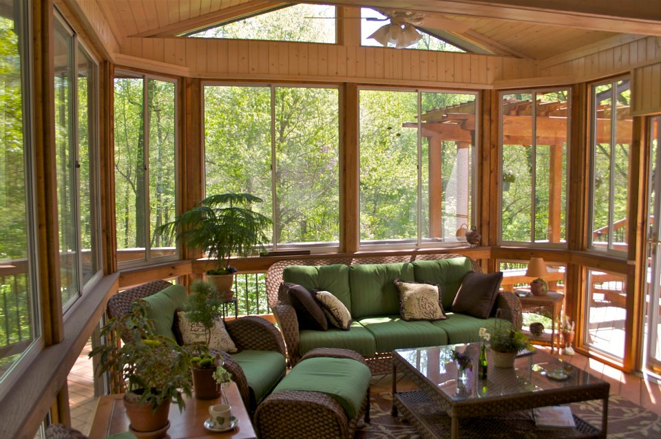 Screened Rooms By American Deck And Sunroom In Kentucky