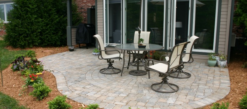 Paver Patios in Lexington & Louisville, KY from American Deck & Sunroom
