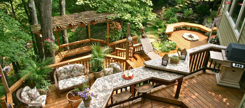 American Deck & Sunroom: Deck Maintenance – Care & Feeding Of Your Deck in Lexington & Louisville, KY