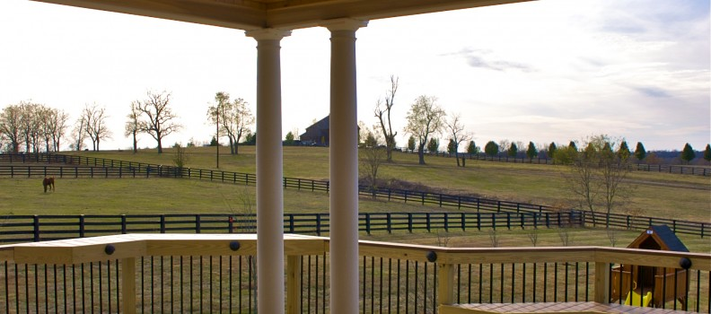 Lanais in Lexington, Kentucky by American Deck & Sunroom
