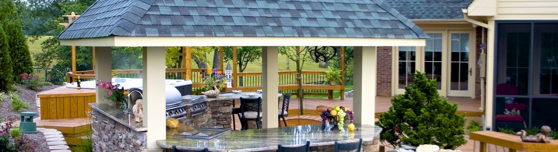 Outdoor Kitchens by American Deck & Sunroom