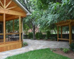 Illinois Lanais & Pergolas by American Deck & Sunroom