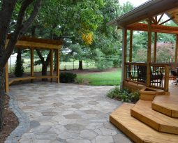 Lanais vs Pergolas by American Deck & Sunroom in Lexington, Kentucky