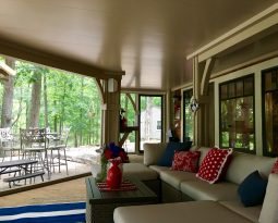 Underdeck Spaces by American Deck & Sunroom