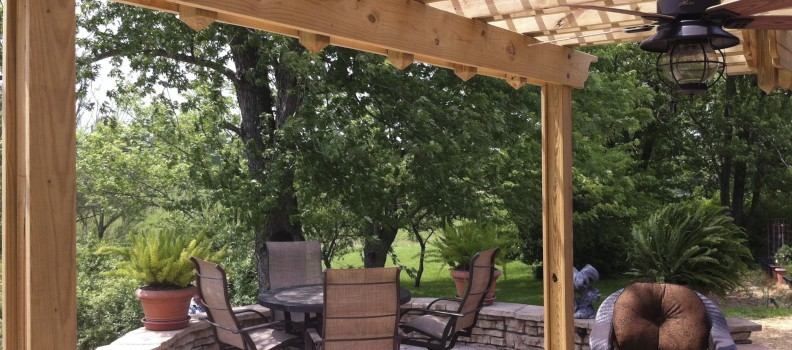 Pergolas by American Deck & Sunroom