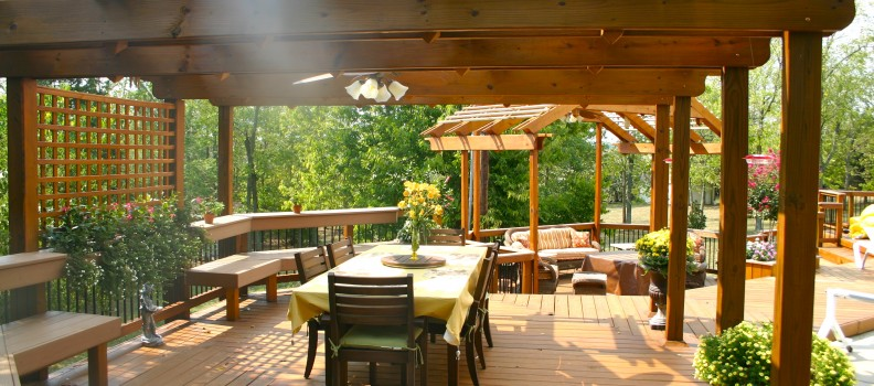 Deck Maintenance – Care & Feeding Of Your Deck