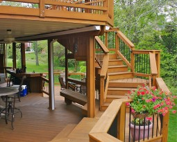 Underdeck Systems by American Deck & Sunroom