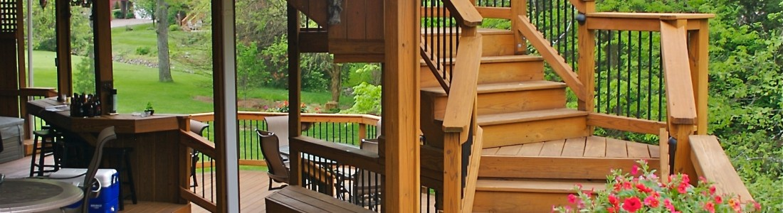 Deck Maintenance Tips by American Deck & Sunroom