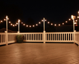Deck Lighting Tips in Illinois